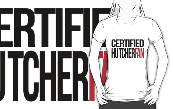 Certified Hutcherfan by Giorgy M.