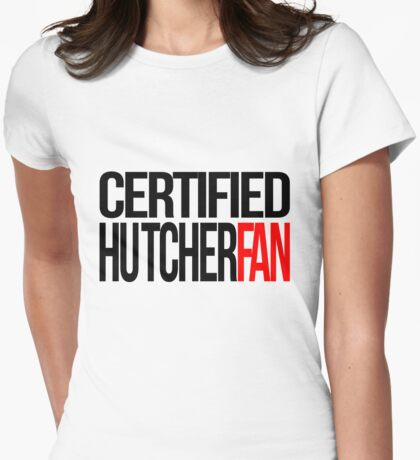 Certified Hutcherfan Womens Fitted T-Shirt