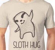 Sloth Hug Unisex T-Shirt