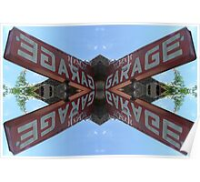 Garage Inc. Poster