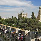 On Your Walls, Jerusalem by Nira Dabush