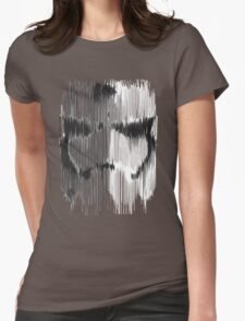stormtrooper V2 Womens Fitted T-Shirt