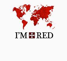 I'm red secret world tshirt Unisex T-Shirt