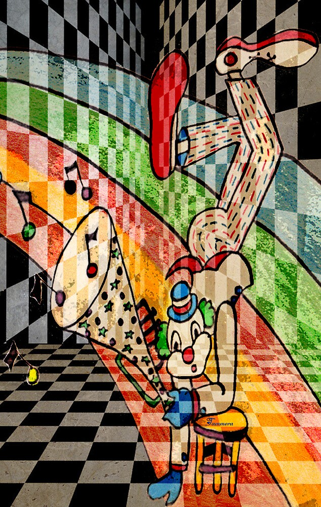 MUSICAL CLOWN by Tammera