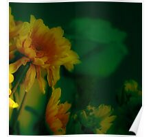 FLOWERS FOR EASTER Poster
