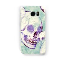 Keeping it Skully Samsung Galaxy Case/Skin