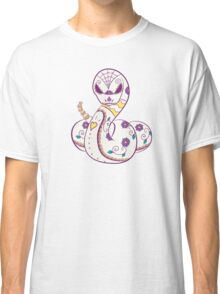 Ekans Pokemuerto | Pokemon & Day of The Dead Mashup Classic T-Shirt