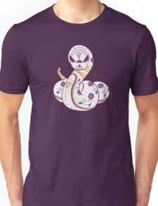 Ekans Pokemuerto | Pokemon & Day of The Dead Mashup Unisex T-Shirt