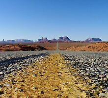 Monument Highway by DarthIndy