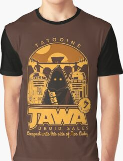 Jawa Droid Sales Graphic T-Shirt