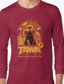 Jawa Droid Sales Long Sleeve T-Shirt
