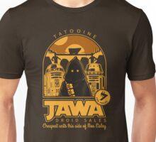 Jawa Droid Sales Unisex T-Shirt