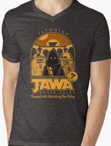 Jawa Droid Sales Mens V-Neck T-Shirt