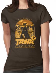 Jawa Droid Sales Womens Fitted T-Shirt