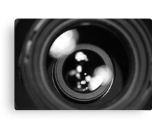 lens 2 Canvas Print