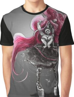 Rainbow Punk: Pinky Punk Graphic T-Shirt