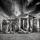 Stonehenge by muzy
