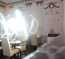 light painting by vacantrogue