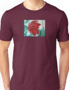Red in Fury Unisex T-Shirt