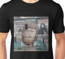 Political Catholic Murals Unisex T-Shirt