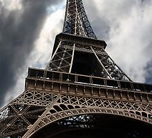 Tour Eiffel by lucyliu