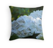 Bright in shade Throw Pillow