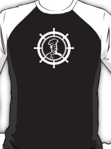 The Spice Captain stamp T-Shirt