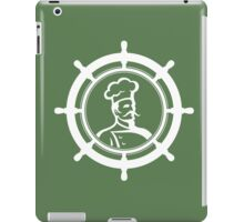 The Spice Captain stamp iPad Case/Skin