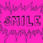 Smile - pink by KeLu