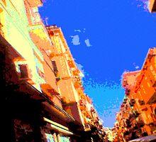 NAPOLI E'....MILLE COLORI !!! by anaisanais
