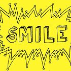 Smile - yellow by KeLu