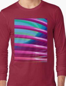 Rainbow Slinky 9 Long Sleeve T-Shirt