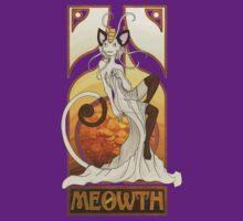 Rule 63: Meowth by Barbora  Urbankova