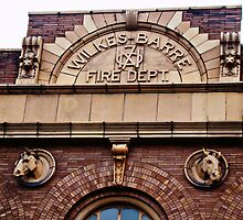 """The Fire Hall"" by Gail Jones"