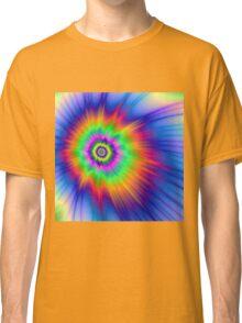Tie Dye Fireball Classic T-Shirt
