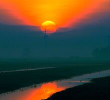 Early morning by THHoang
