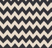 zig-zag Sticker