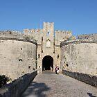 Castle by marolias