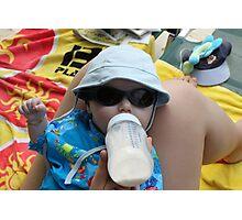 Sommer og sol Photographic Print