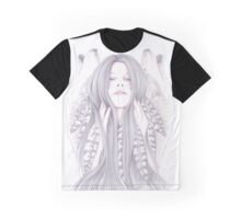 Shadowing Graphic T-Shirt