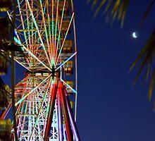 Big Wheel - Geelong Victoria by bekyimage