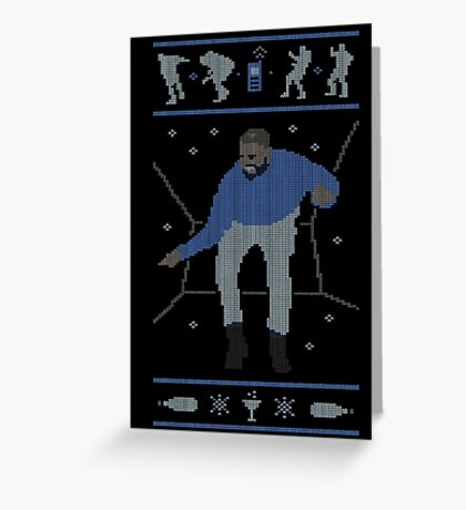 Hotline Bling Greeting Card