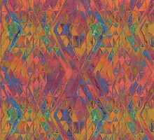 Glitch Pattern No.1 by Lyle Hatch