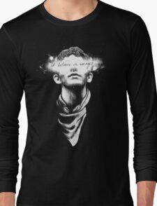 I believe in Emrys Long Sleeve T-Shirt