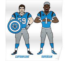 Luke And Cam! Poster