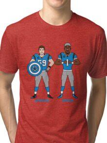 Luke And Cam! Tri-blend T-Shirt