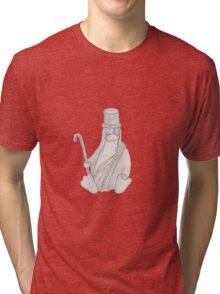 Tux the Penguin Tri-blend T-Shirt