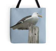 The King of Wickford Harbor Tote Bag