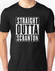 Straight Outta Scranton T-Shirt