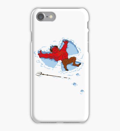 I Wish I Were iPhone Case/Skin